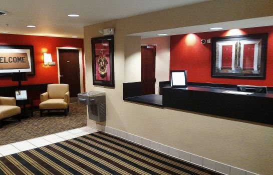Hotelhalle EXTENDED STAY AMERICA MEMPHI W