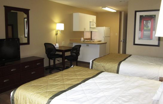 Zimmer Extended Stay America 6th St