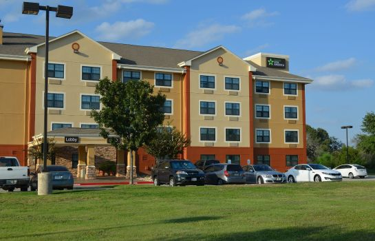 Exterior view EXTENDED STAY AMERICA AUSTIN S