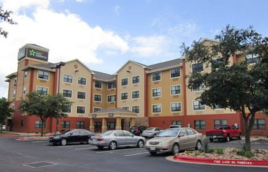 Exterior view Extended Stay America Lakeline