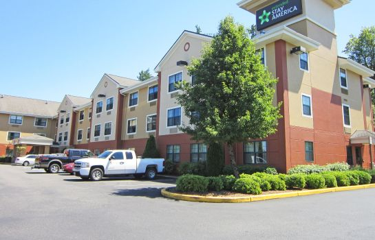 Vue extérieure Extended Stay America Tumwater