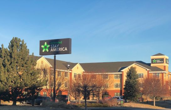 Außenansicht EXTENDED STAY AMERICA GREAT FA