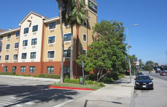 Exterior view Extended Stay America LAX Air