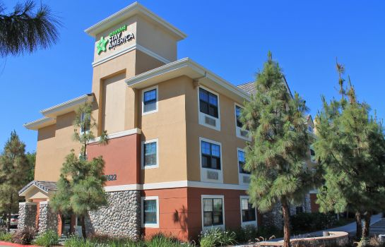Exterior view Extended Stay America Temecula