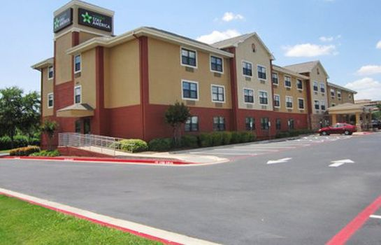 Exterior view Extended Stay America S Round