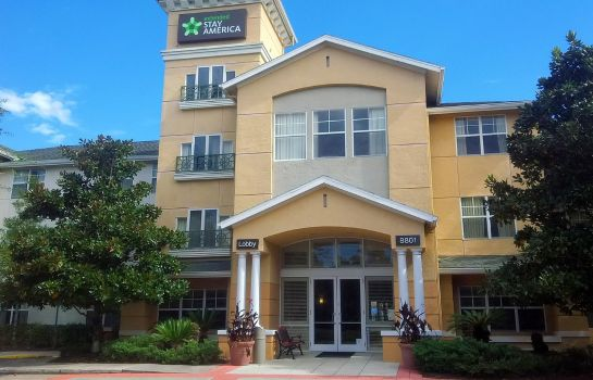 Exterior view Extended Stay America Deerwood