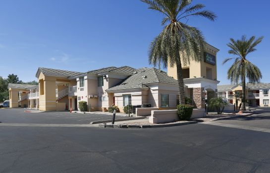 Buitenaanzicht Extended Stay America PHX Nort