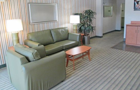 Lobby Extended Stay America Fossil C