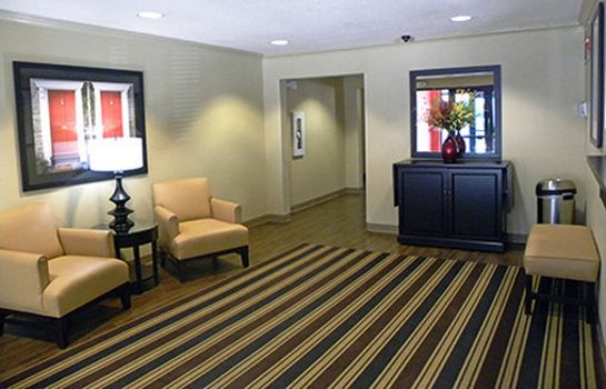 Lobby Extended Stay America I45 North