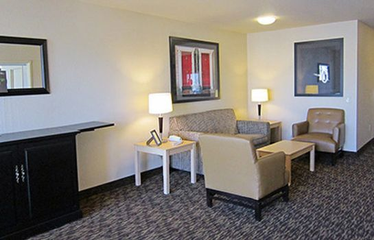 Hotelhalle EXTENDED STAY AMERICA EL PASO