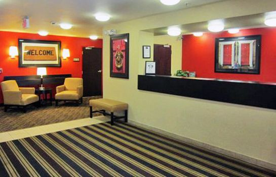 Lobby Extended Stay America Lakeline Extended Stay America Lakeline