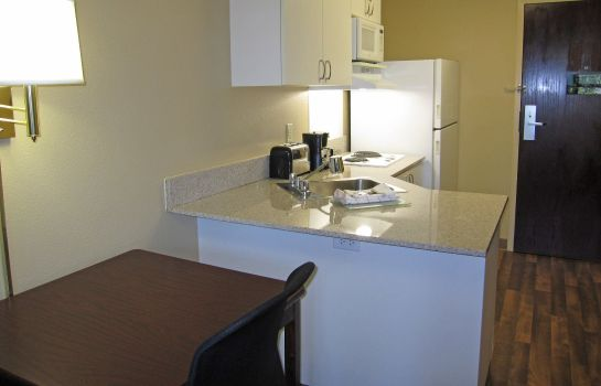 Zimmer Extended Stay America Santa Cl