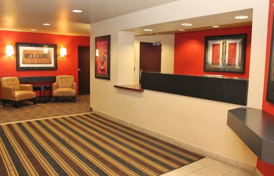 Lobby Extended Stay America Temecula