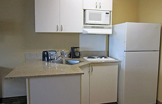 Info EXTENDED STAY AMERICA SEATTLE