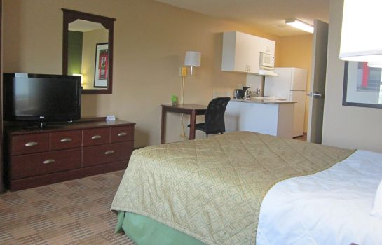 Zimmer Extended Stay America Seattle