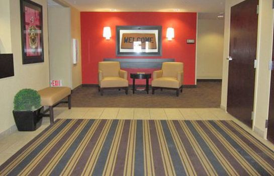 Lobby Extended Stay America S Round