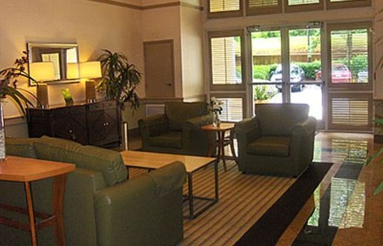 Hotelhalle Extended Stay America Marietta