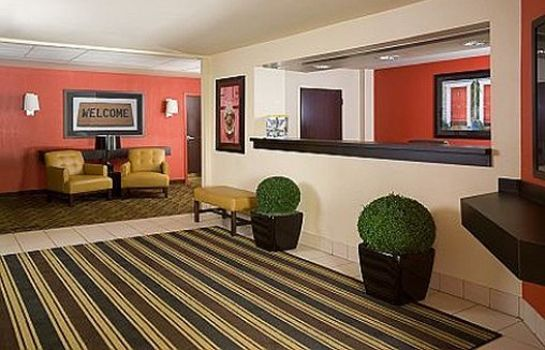 Hotelhalle EXTENDED STAY AMERICA AURORA N