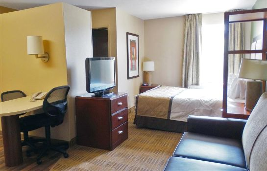 Chambre Extended Stay America Med Ctr