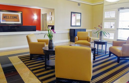 Hotelhalle EXTENDED STAY AMERICA POMPANO