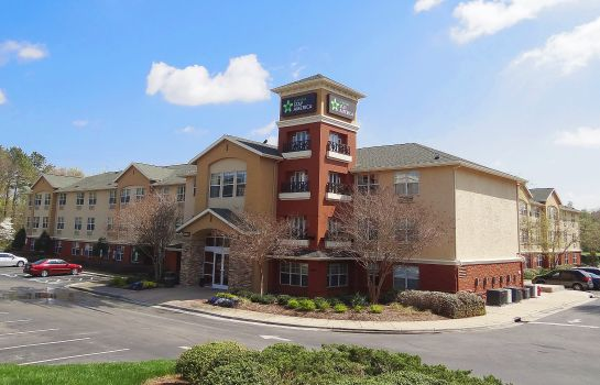 Vue extérieure Extended Stay America RTP 4919