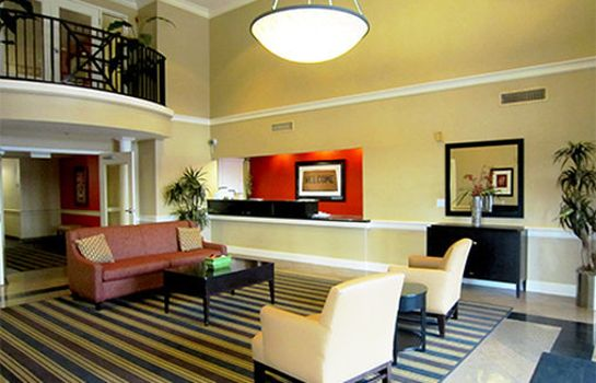 Hotelhalle EXTENDED STAY AMERICA WESTSHOR
