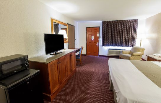 Chambre Econo Lodge Airport