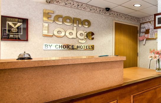 Hotelhalle Econo Lodge Lookout Mountain