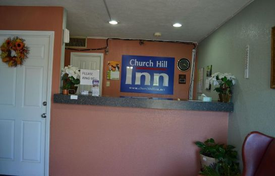 Reception Church Hill Inn Church Hill Inn