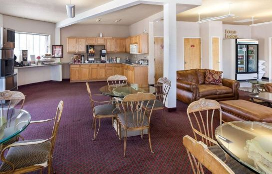 Restaurant Econo Lodge Inn and Suites Fiesta Park