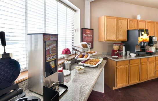 Restaurant Econo Lodge Inn & Suites Fiesta Park
