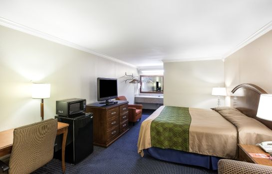 Zimmer Econo Lodge Inn and Suites Fiesta Park
