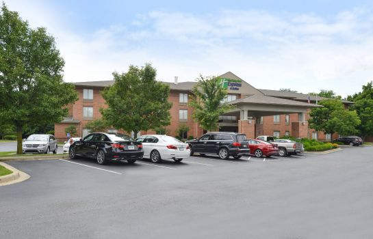 Exterior view Holiday Inn Express & Suites DAYTON-CENTERVILLE