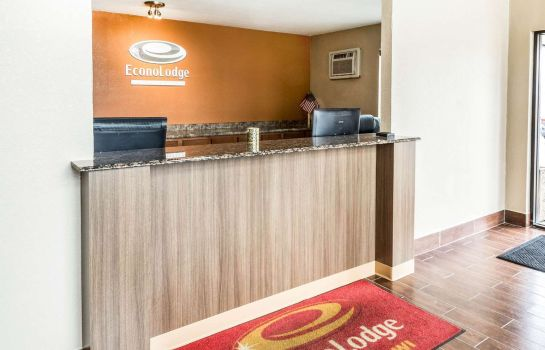 Hotelhalle Econo Lodge La Crosse