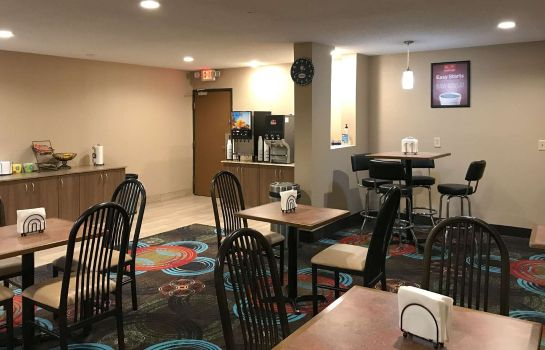 Restaurant Econo Lodge La Crosse
