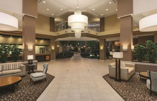 Hotelhalle Embassy Suites by Hilton Birmingham