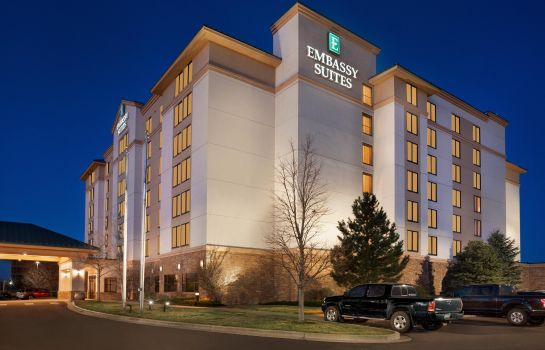 Außenansicht Embassy Suites by Hilton Denver International Airport