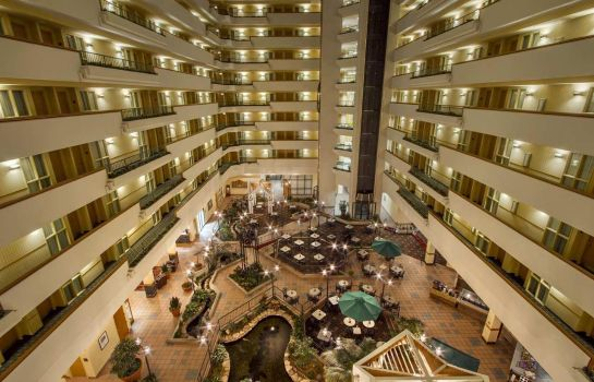 Lobby Embassy Suites by Hilton Greenville Golf Resort - Conf Ctr