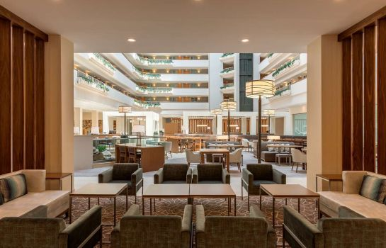 Hotelhalle Embassy Suites by Hilton Greenville Golf Resort - Conf Ctr