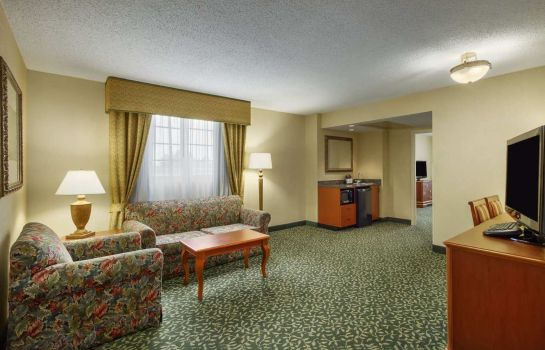 Suite Embassy Suites by Hilton Greenville Golf Resort - Conf Ctr