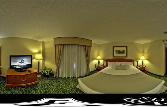 Room Embassy Suites by Hilton Greenville Golf Resort - Conf Ctr