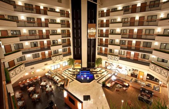 Hotelhalle Embassy Suites by Hilton Louisville East