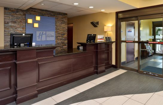 Hotelhalle Holiday Inn Express & Suites AUSTIN SW - SUNSET VALLEY
