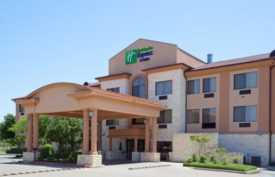 Außenansicht Holiday Inn Express & Suites AUSTIN NW - LAKELINE