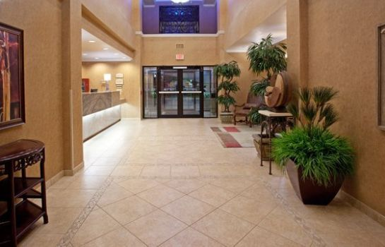 Hotelhalle Holiday Inn Express & Suites AUSTIN NW - LAKELINE