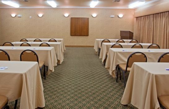 Conference room Holiday Inn Express & Suites AUSTIN-(NW) HWY 620 & 183
