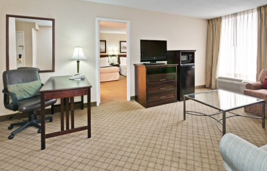 Zimmer Holiday Inn Express NASHVILLE DOWNTOWN CONF CTR