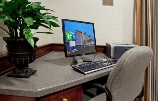 Info Holiday Inn Express & Suites EX I-71/OH STATE FAIR/EXPO CTR