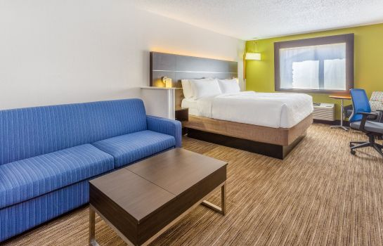 Zimmer Holiday Inn Express COLUMBUS - OHIO EXPO CENTER