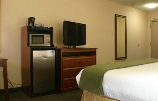 Zimmer Holiday Inn Express & Suites EX I-71/OH STATE FAIR/EXPO CTR